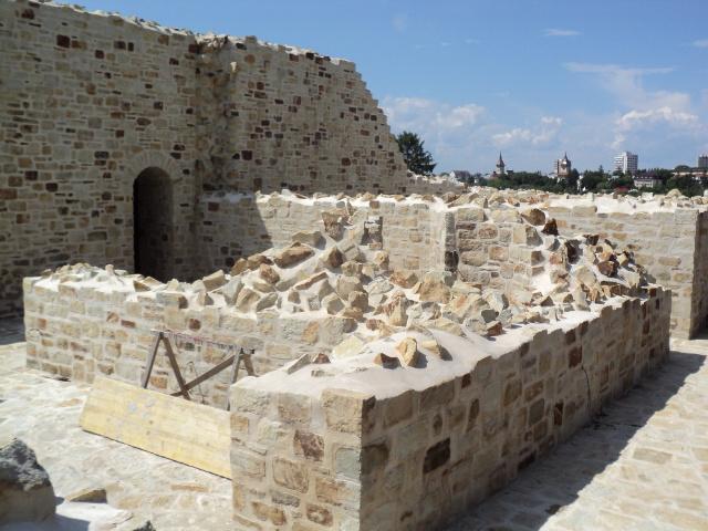 Cetatea de Scaun Suceava vizita lucrari 03.07 (18)