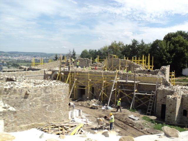 Cetatea de Scaun Suceava vizita lucrari 03.07 (19)