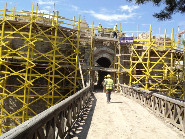 Cetatea de Scaun Suceava vizita lucrari 03.07 (20)