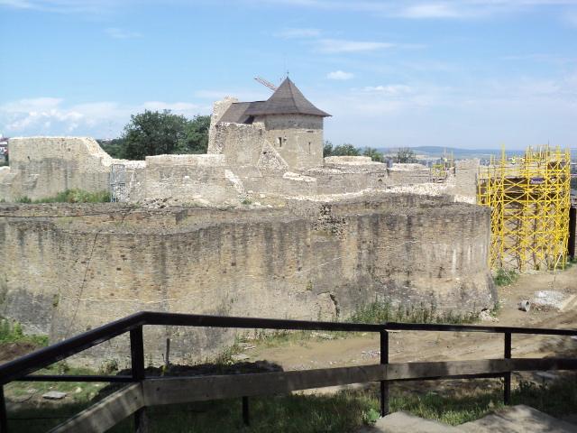 Cetatea de Scaun Suceava vizita lucrari 03.07 (4)