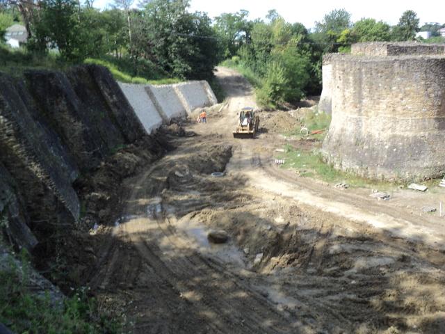 Cetatea de Scaun Suceava vizita lucrari 03.07 (5)