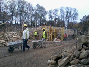 Cetatea de scaun Suceava vizita 15.10 (11)