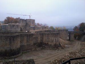 Cetatea de scaun Suceava vizita 15.10 (2)