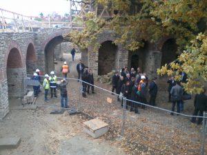 Cetatea de scaun Suceava vizita 15.10 (20)