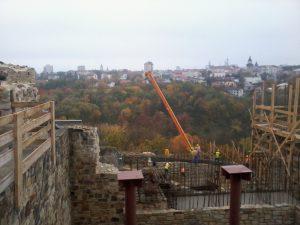 Cetatea de scaun Suceava vizita 15.10 (21)