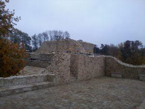Cetatea de scaun Suceava vizita 15.10 (24)