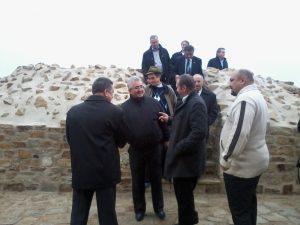 Cetatea de scaun Suceava vizita 15.10 (25)