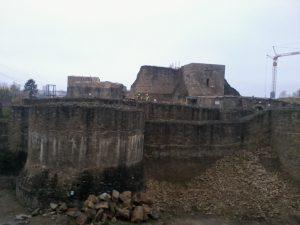 Cetatea de scaun Suceava vizita 15.10 (6)