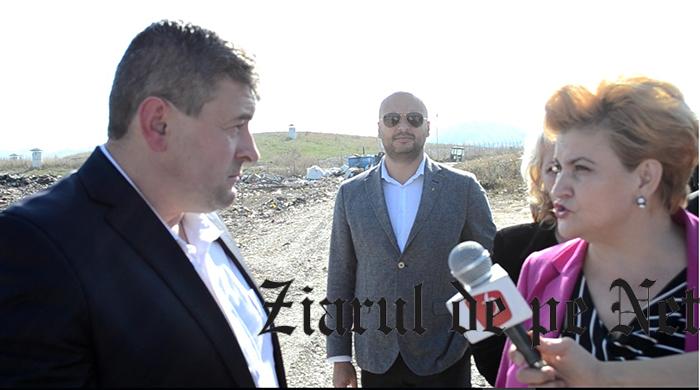 """SCANDAL MONSTRU la groapa de gunoi din Fălticeni! Ministrul Mediului: """"E o groapă nefiscalizată, ilegală! În cel mai scurt timp activitatea se va sista"""""""