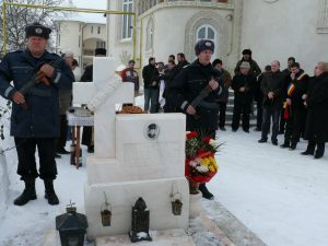 Comemorare erou Ion Bute 1