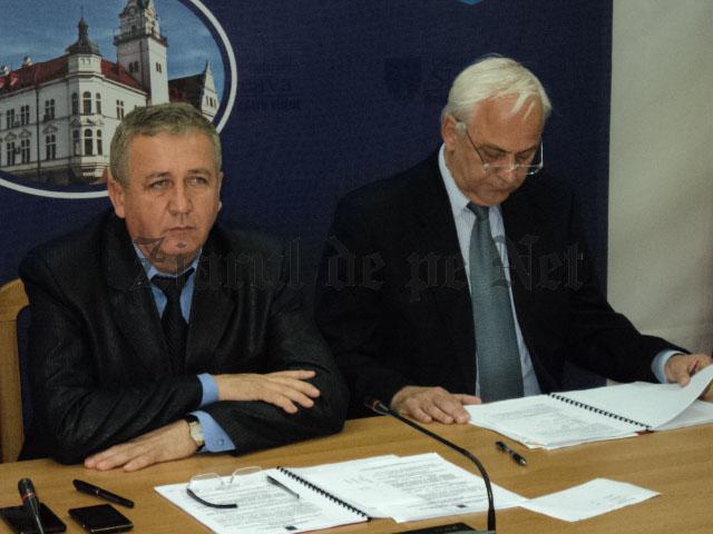 Constantin Harasim si Atanasa Nistor 28.05.2015