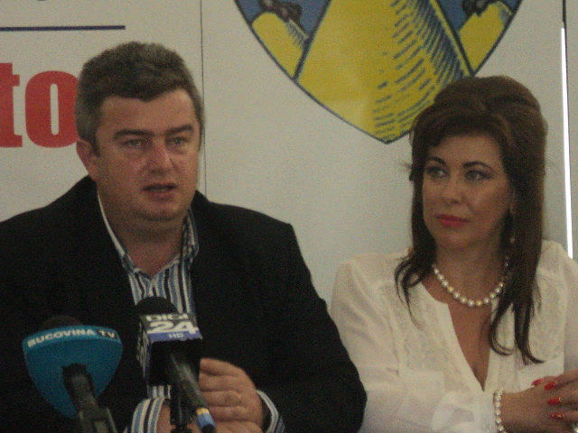 Corina Martin si Catalin Nechifor Suceava 25.07.2014