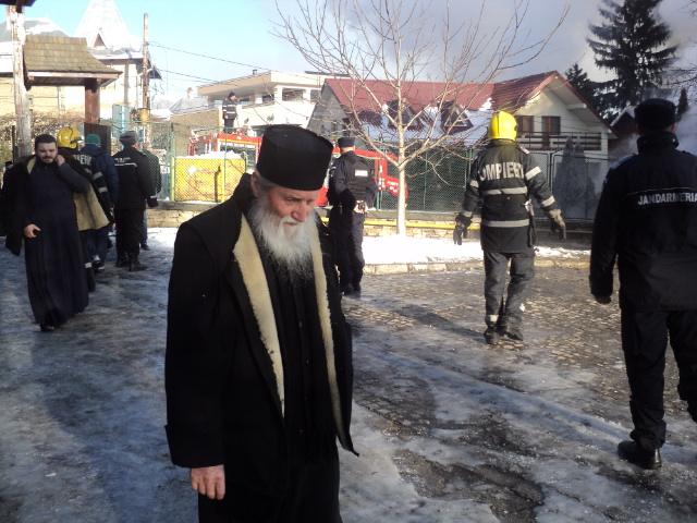 1 milion lei de la Primăria Suceava pentru seminarul teologic ars din temelii