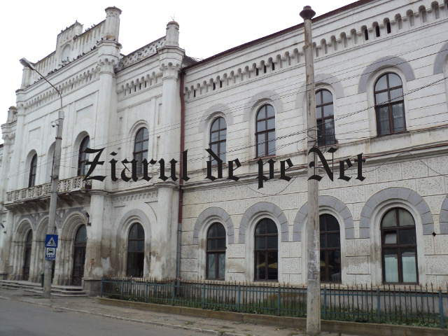 Gara Itcani Suceava 10.10.2015
