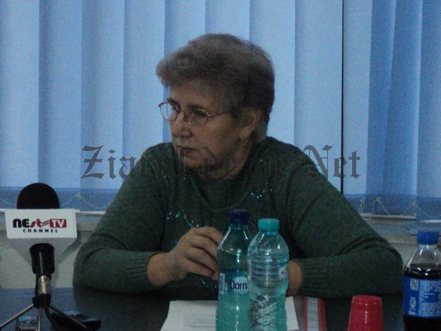Dorina Vasile Red Ribbon 26.11.15