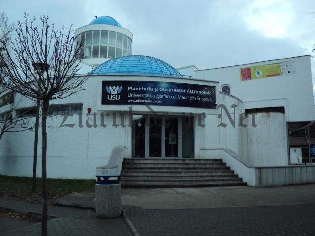Observatorul Astronomic din Suceava ajunge din nou în administrarea Universității Ștefan cel Mare