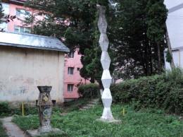 coloana finita din Suceava