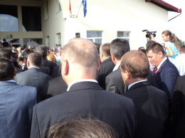 parlamentari la vizita lui Ponta la Dumbraveni,14.09.2014