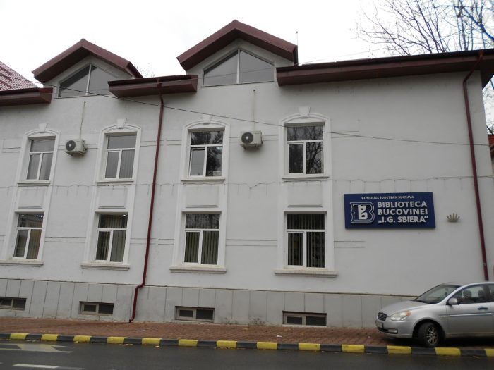Biblioteca Bucovinei reia parţial activitatea cu publicul