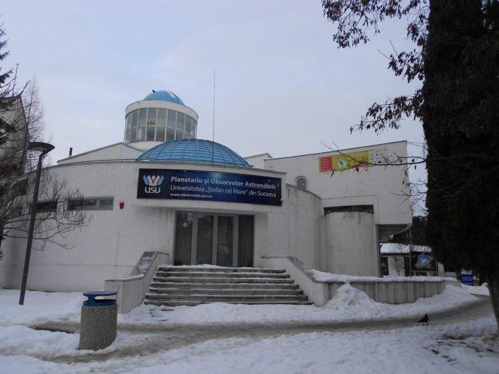 Finanțele Publice obligă Muzeul Bucovinei să preia de la USV administrarea Observatorului Astronomic Suceava