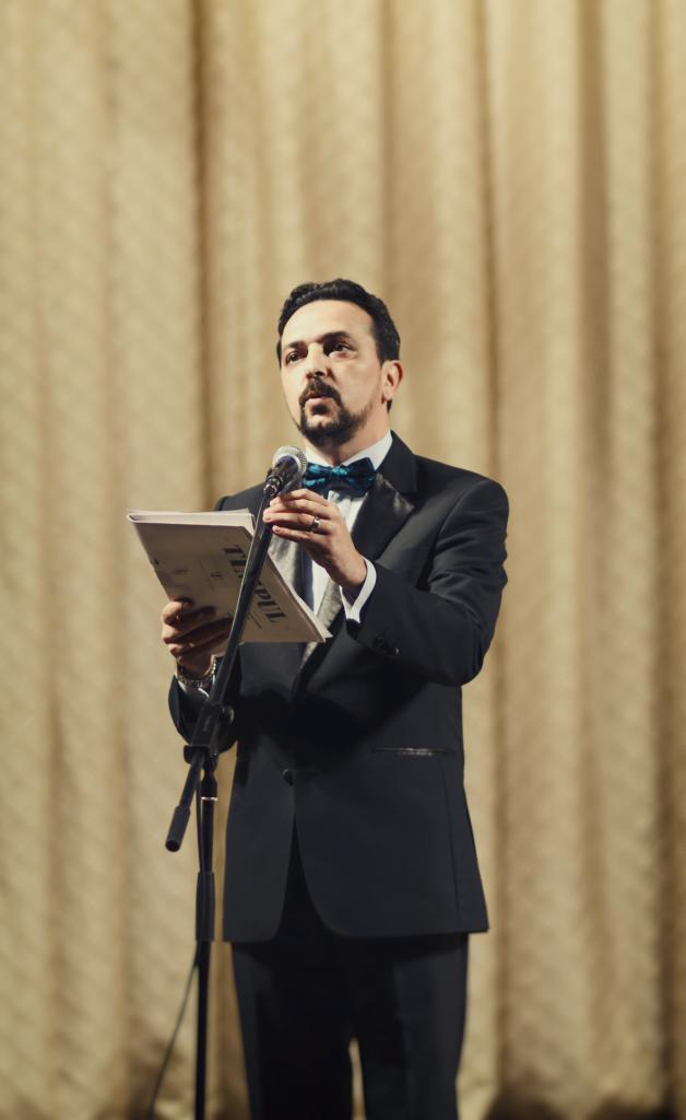 Daniel Sandru, Directorul Revistei TIMPUL