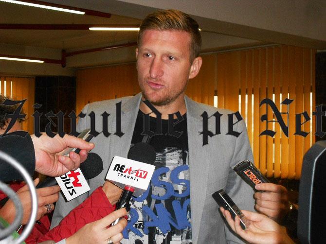 Dorin Goian a demisionat din fruntea echipei Bucovina Rădăuți