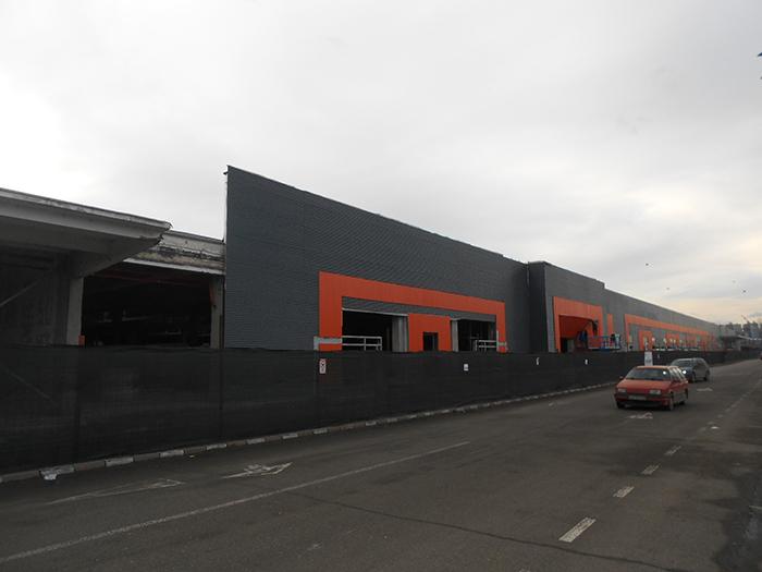 Egros, un nou complex comercial în Burdujeni