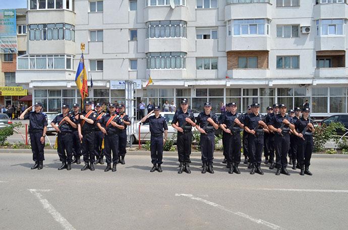 Misiune de reprezentare a Şcolii MIlitare de Subofiţeri de Jandarmi Fălticeni  cu prilejul Zilei Eroilor