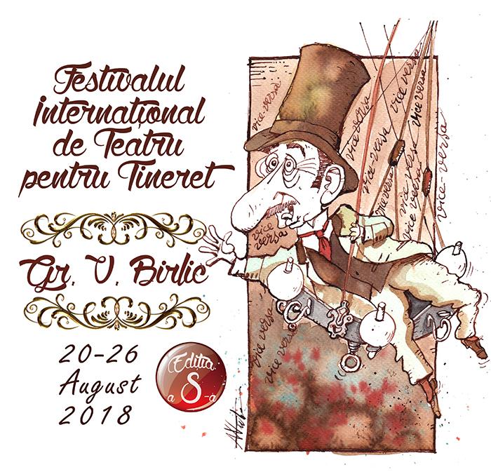 """11 trupe la Festivalul Internațional de Teatru pentru Tineret """"Birlic"""" de la Fălticeni"""