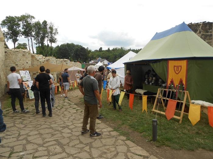 Peste 26.000 vizitatori la Festivalul de artă medievală Suceava
