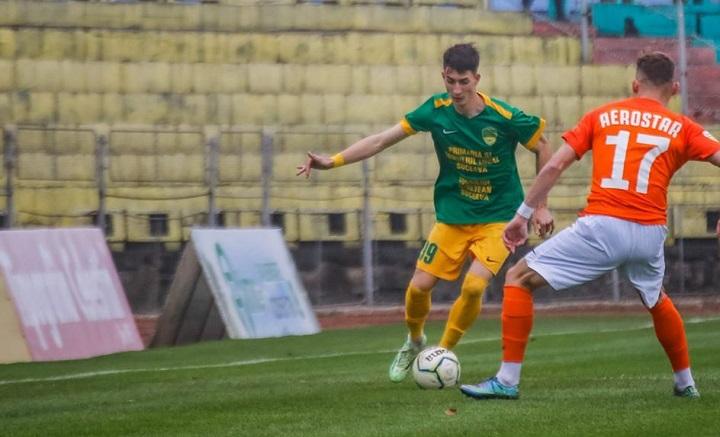 Fotbal, Liga 3: Victorie în prelungiri pentru Foresta Suceava, egal norocos pentru Șomuz Fălticeni