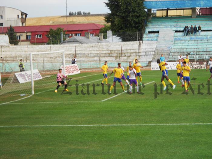 FOTO / Foresta Suceava a pierdutcu 0 – 2 meciul cu FC Argeș, dar a luptat