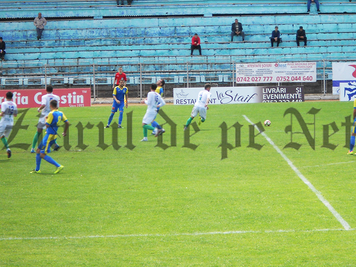 Foresta Suceava în genunchi: 0 – 4 cu Olimpia Satu Mare