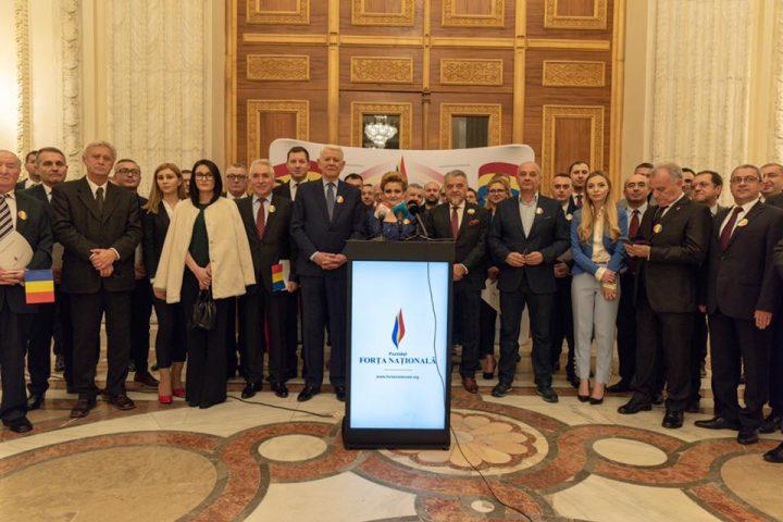 Traseistul Băișanu a trecut de la un partid de buzunar la unul minuscul:este purtător de cuvânt la Forța Națională