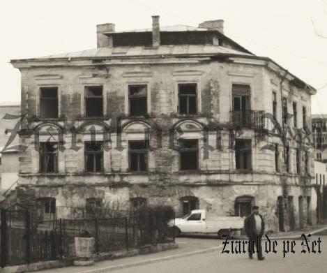 UN ORAȘ, DOUĂ SECOLE (54): Fosta sinagogă din Fălticeni