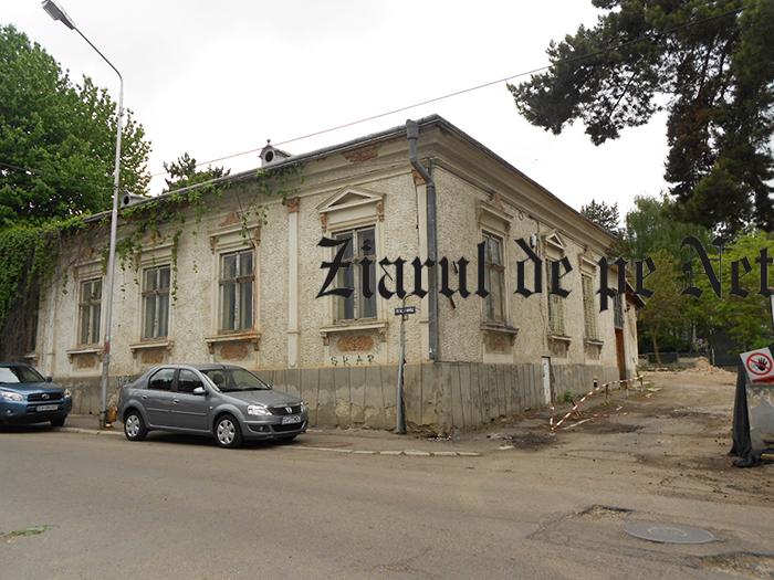 Armenean și Troașe au cumpărat fostul sediu al Arhiepiscopiei Sucevei și Rădăuților
