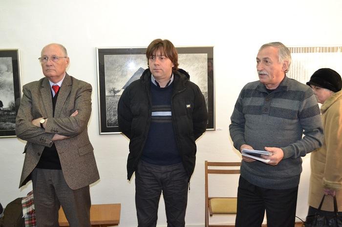 """Expoziție aniversară""""70 Gabrel Baban"""" la Fălticeni"""