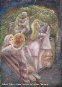 Gabriel Todica - Totusi iubirea... lui Adrian Paunescu