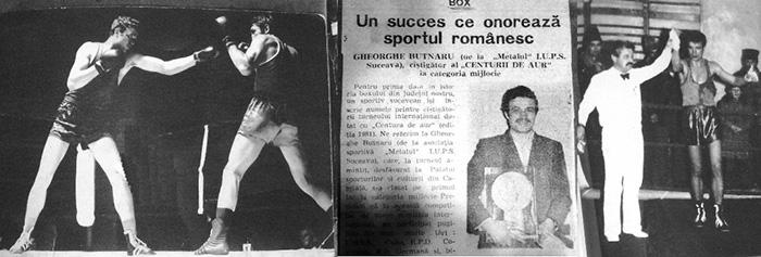 Gheorghe Butnaru - arhiva