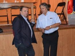 Gheorghe Flutur si Vasile Tofan la intalnirea ACL din zona falticeni 13.09.2014