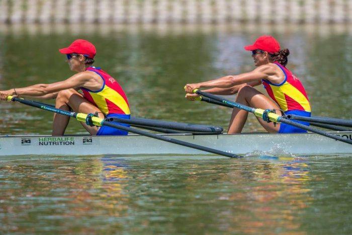 Sucevenii Beleagă, Pascari și Țigănescu, campioni mondiali de tineret la canotaj