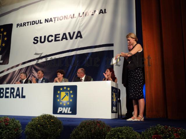 Gorghiu si sefii PNL Suceava 29.08.15