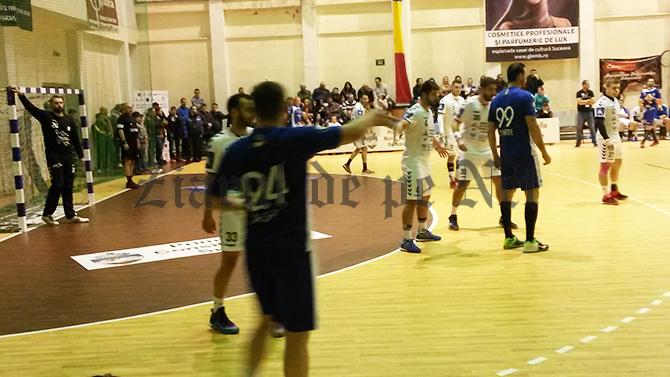 Handbal, playout: CSU Suceava învinge cu 28-25 pe CSM Făgăraș și râmâne în Liga Națională