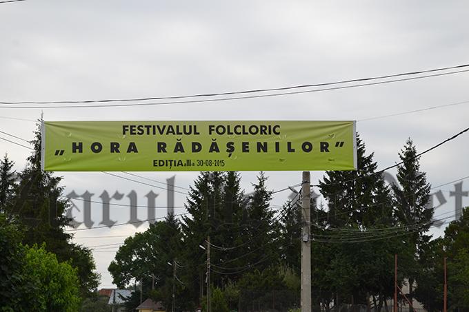 Hora Radasenilor 2015 banner