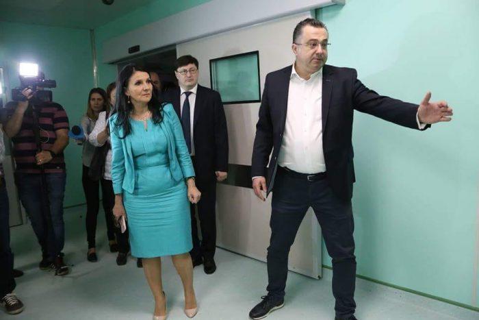 """Manager spitalul Fălticeni: """"Voi discuta în particular cu dna. ministru despre rata de ocupare a paturilor"""""""