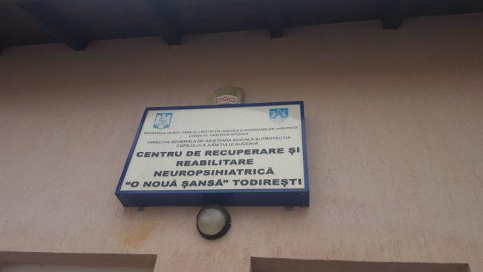 Un angajat al Centrului de Reabilitare Todirești a depus plângere penală împotriva unui coleg, pe motiv că a refuzat testarea angajaţilor şi a persoanelor internate