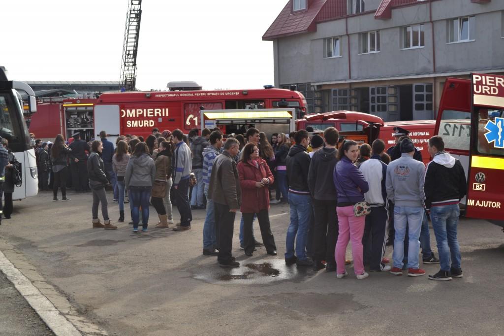 ISU Suceava sărbătorește Ziua Protecției Civile cu porți deschise și activități de informare