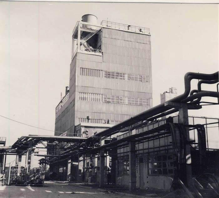 UN ORAȘ, DOUĂ SECOLE (36) : Întreprinderea Chimică Fălticeni