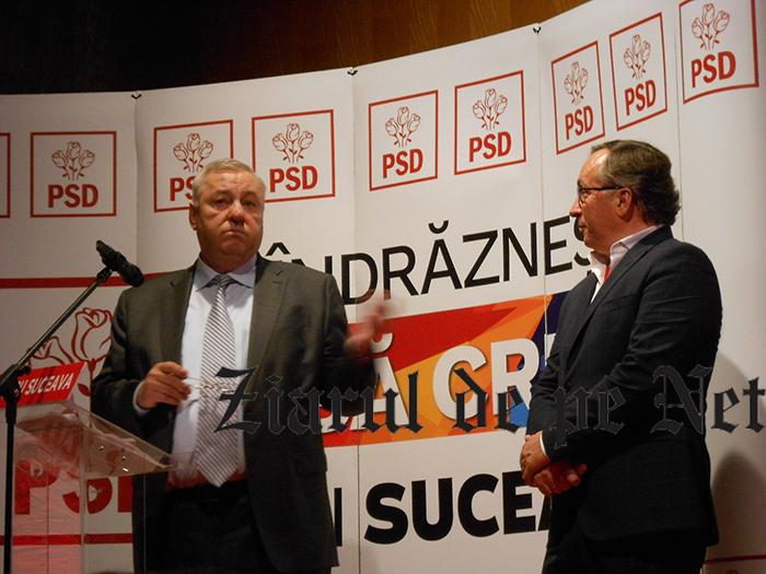 Stan sună goarna alianței PSD – Pro România – ALDE – Forța Națională.Candidatul pentru Primăria Suceava nu a fost încă anunțat:Adomnicăi sau Cușnir?