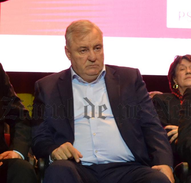 Stan, boss al delegației române la adunarea Uniunii Interparlamentare de la Sankt Petersburg